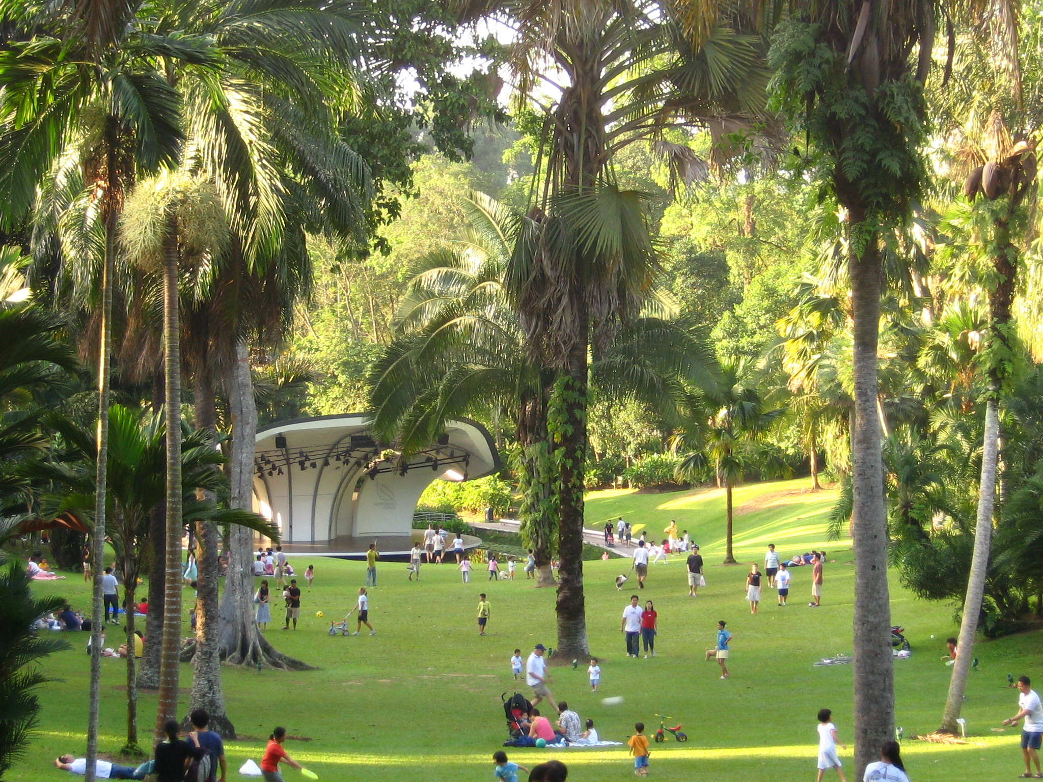 Image result for singapore botanical gardens
