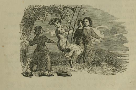 Swing set drawing