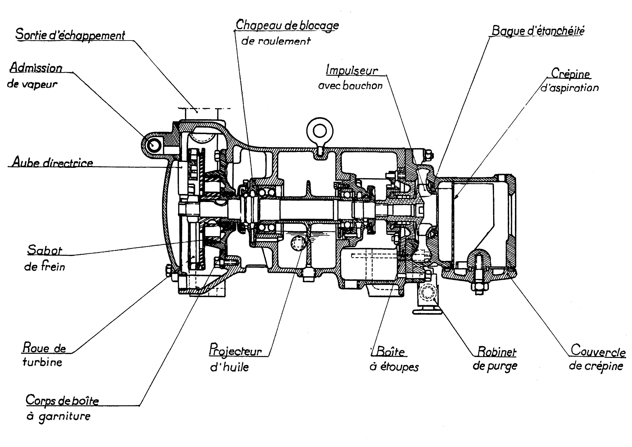 File 141 R Centrifugal Cold Water Pump