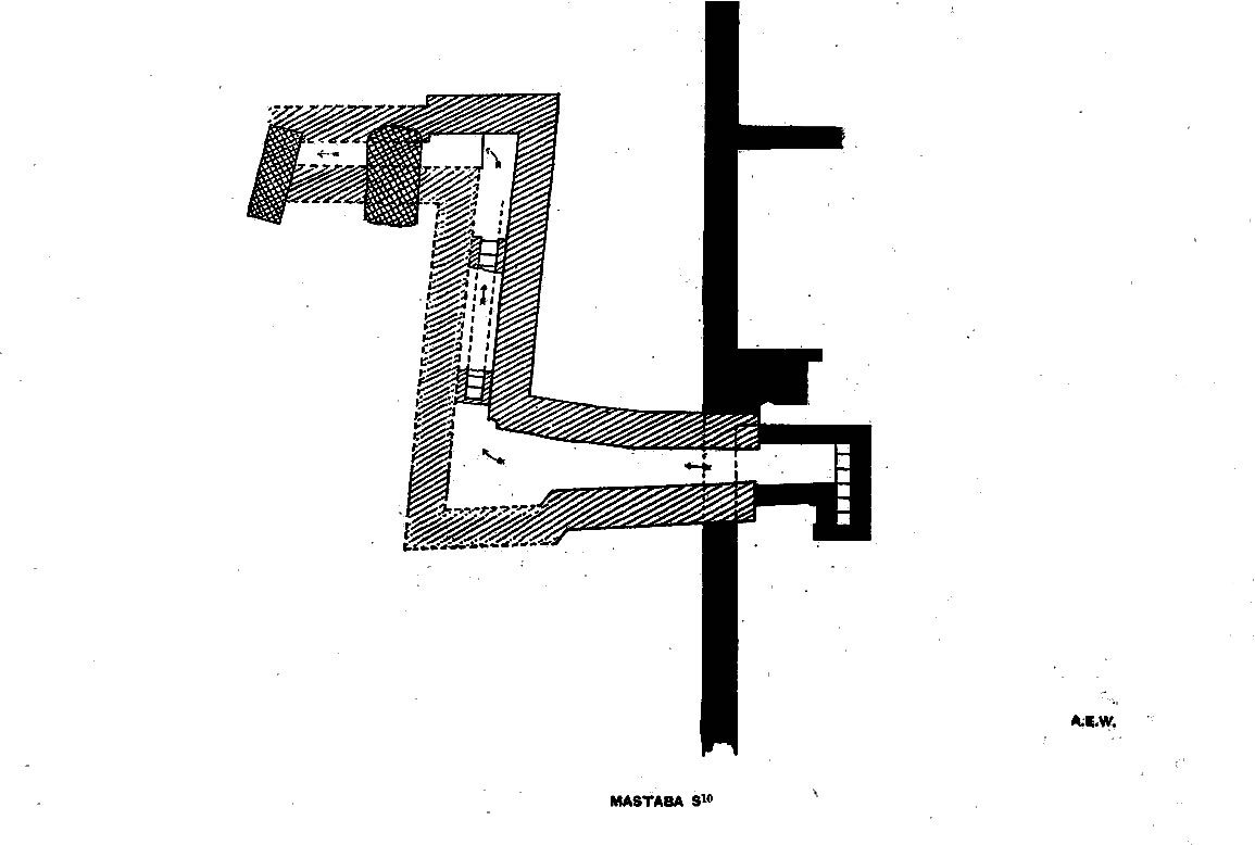 File Abydos Plan Of Tomb S10