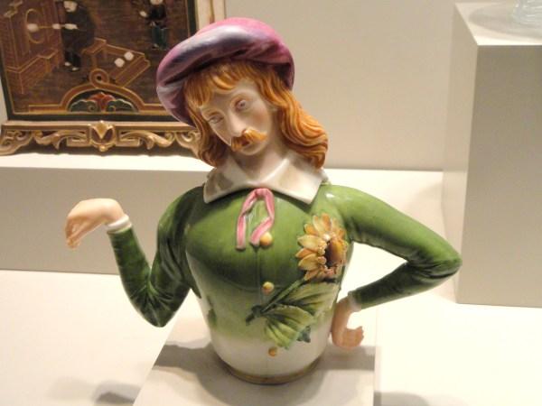 File Aesthetic Movement Teapot Oscar Wilde Teapon 1882