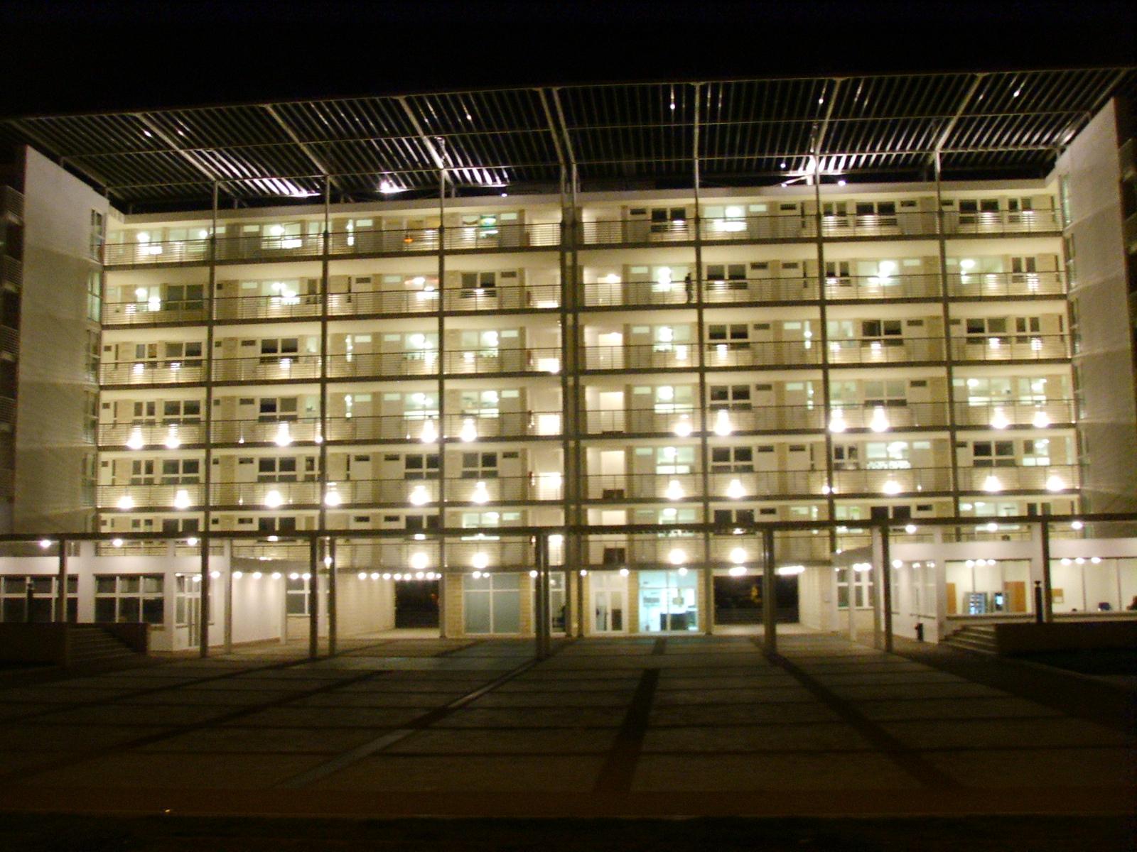 FileCasa dello studente firenze night 04JPG  Wikimedia Commons