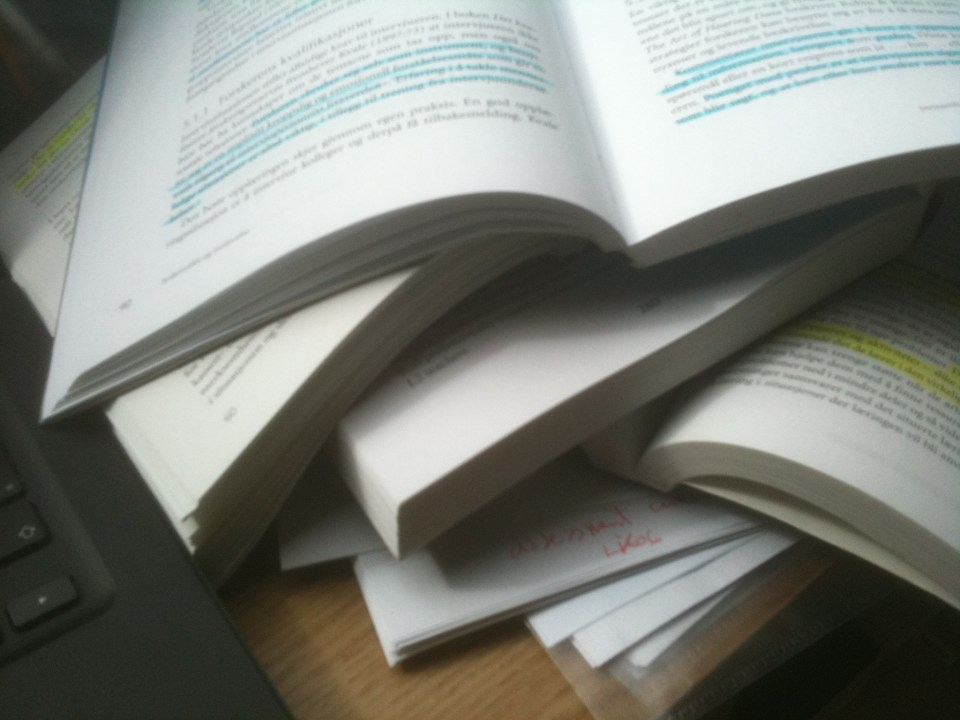 Tackling your dissertation: Chapters