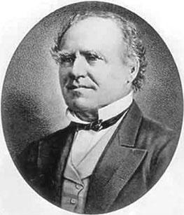Joseph Howe, premier of Nova Scotia