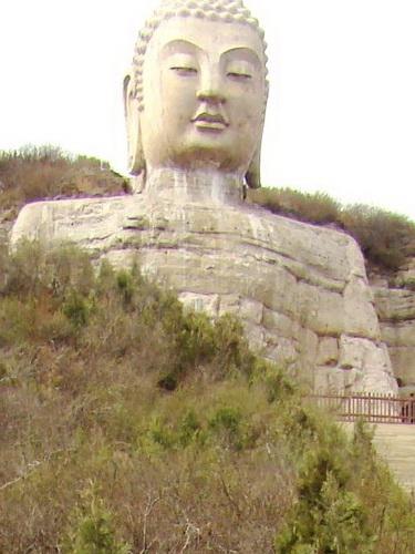 蒙山大佛 - Wikiwand