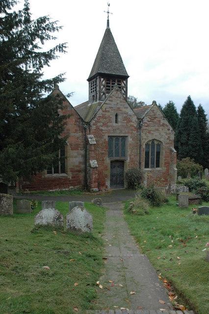 File:Ribbesford Church - geograph.org.uk - 1036374.jpg - Wikimedia