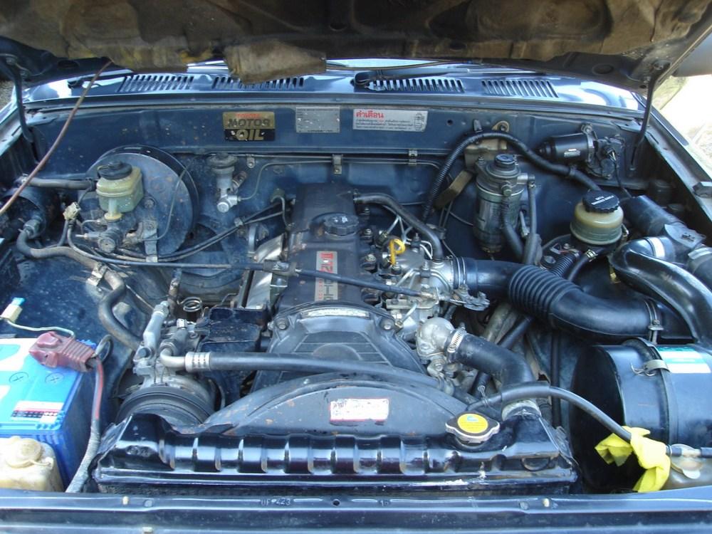 medium resolution of toyota l engine