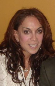 Blogger pamela geller. cropped from p...