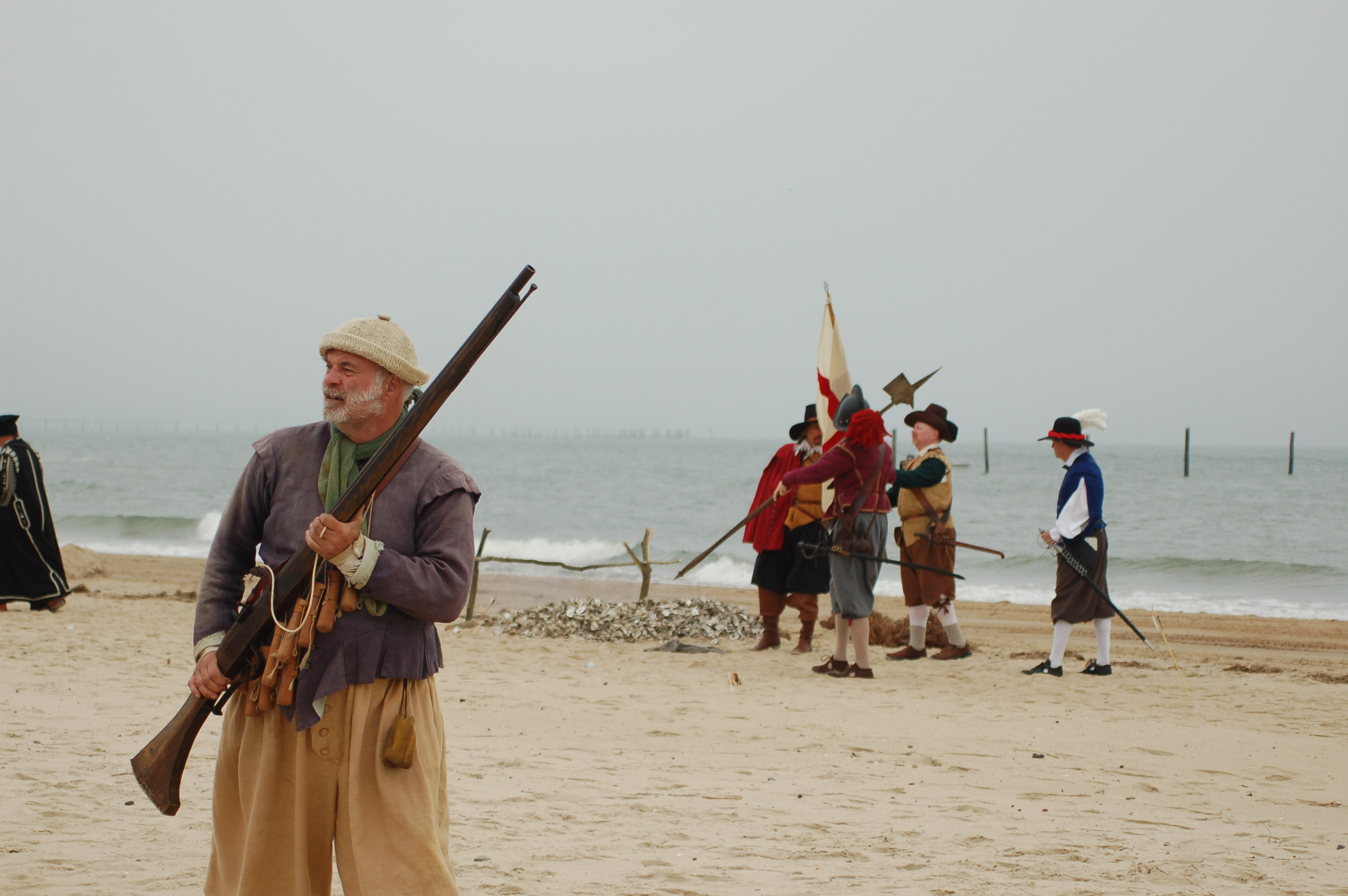 File:Actors for re-enactment (5850654637).jpg - Wikimedia Commons