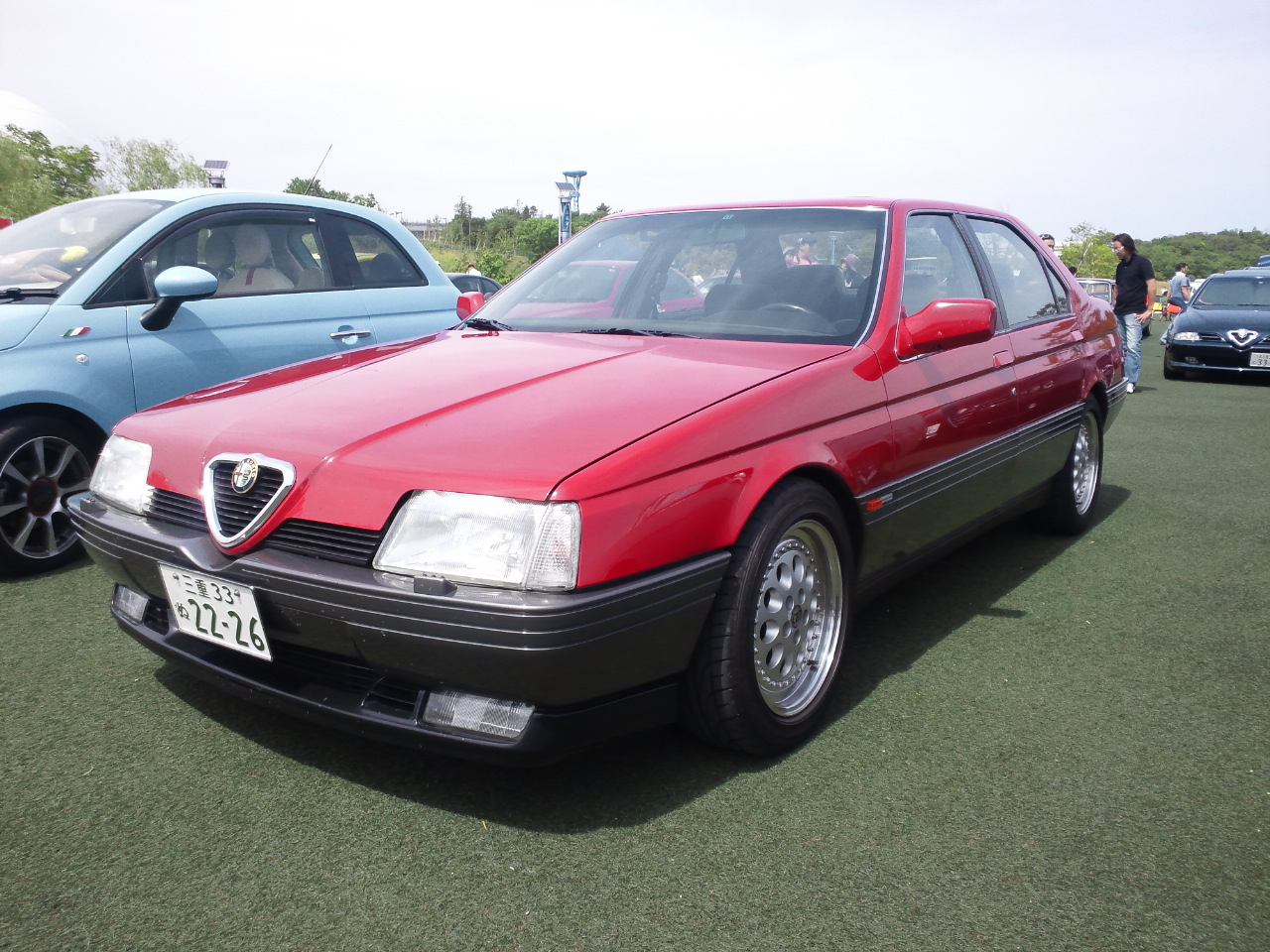 Filealfa Romeo 164 In Japanjpg