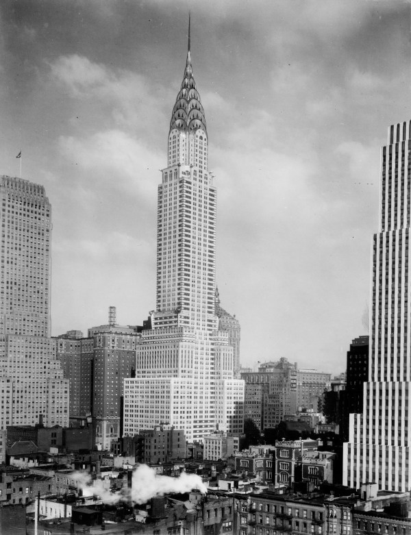 File Chrysler Building - Wikimedia Commons