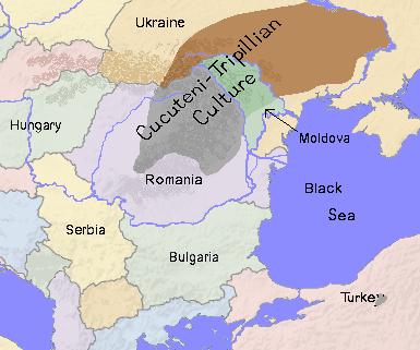 Cucuteni-Trypillian-Kultur (4800-3200 BC)