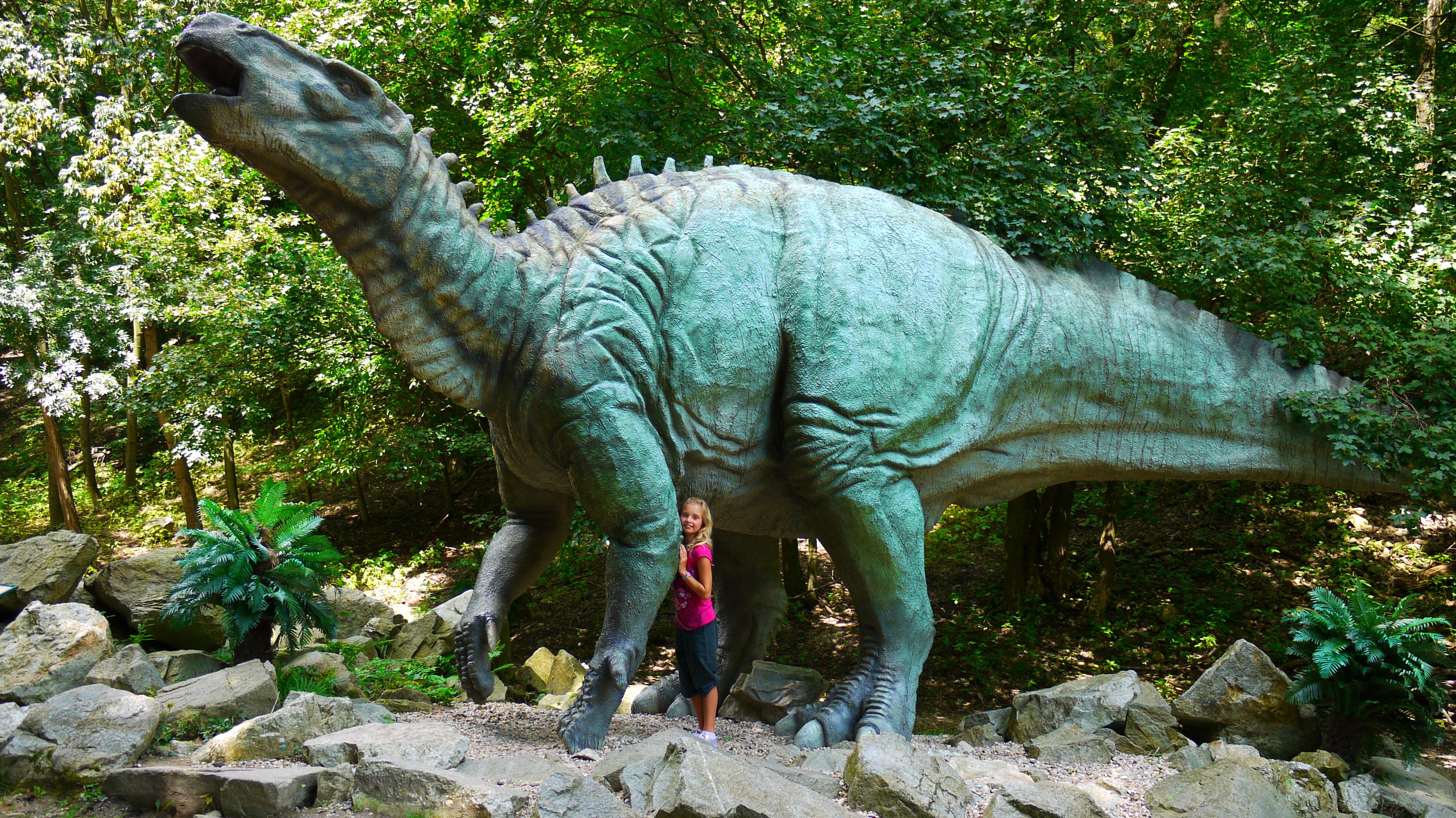 FileIguanodon DinoPark BratislavaJPG Wikimedia Commons