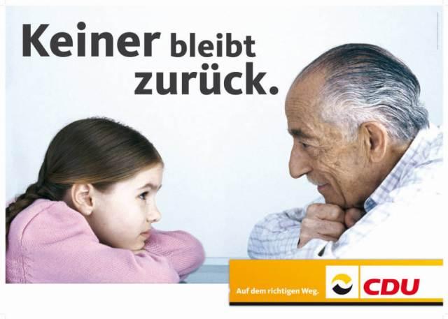 CDU Germany election campaign