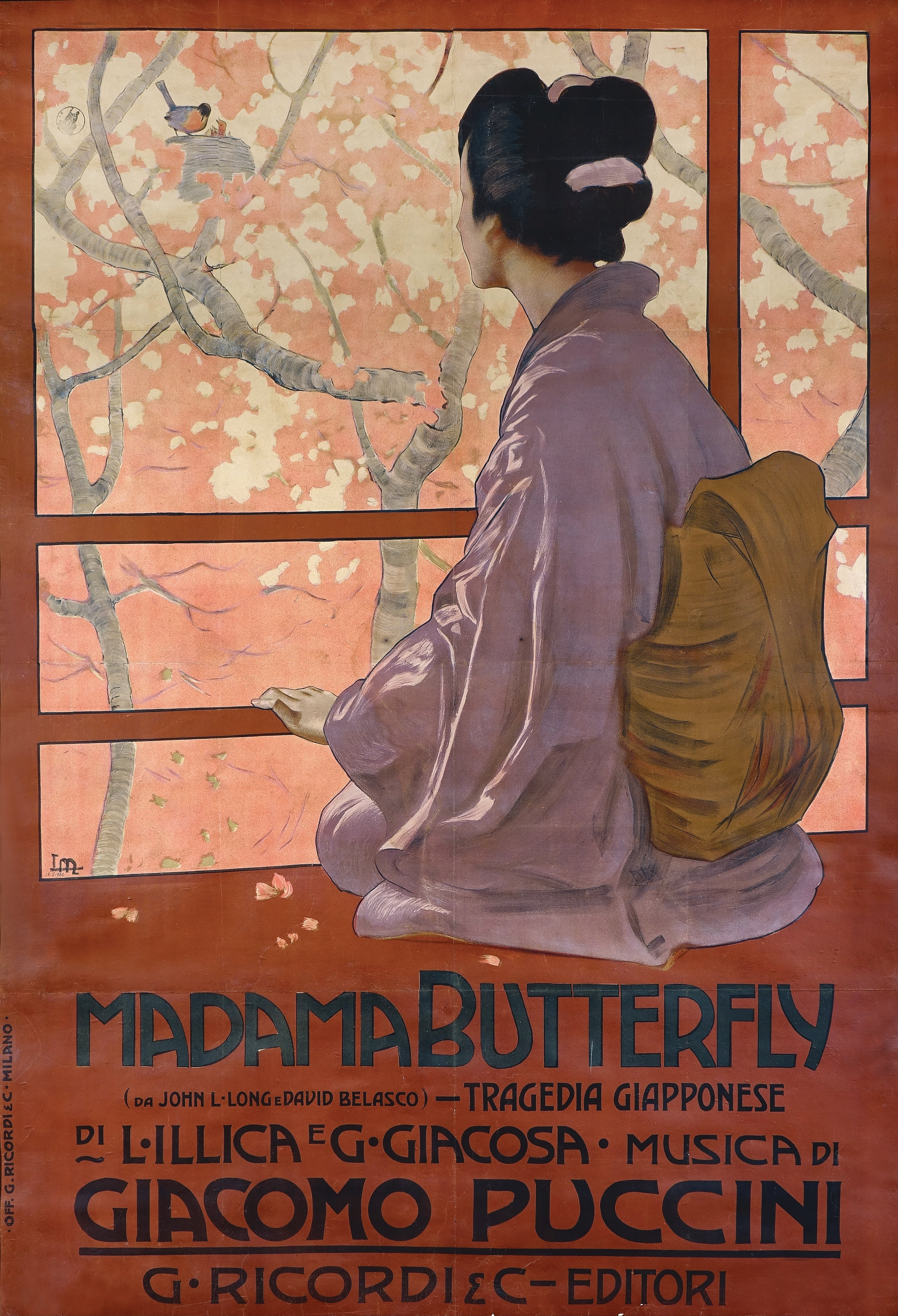 madama butterfly ricordi