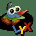 Lyx logo