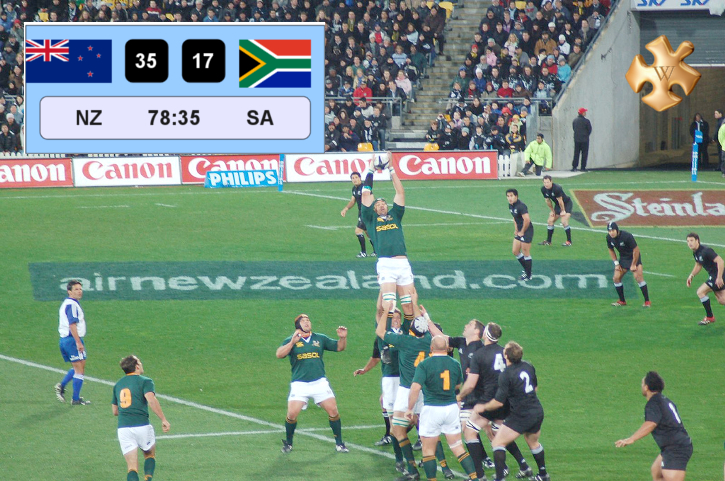 Rugby Score
