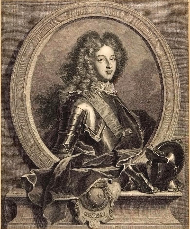 Louis De France (1682-1712) : louis, france, (1682-1712), File:Pierre, Drevet, Louis, France, (1682-1712).jpg, Wikimedia, Commons