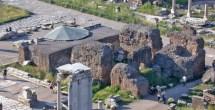 Roman Forum Temple of Caesar