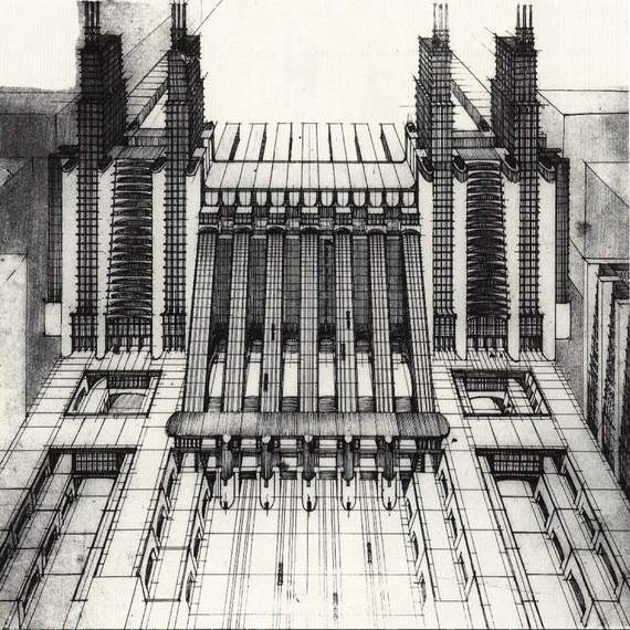 Architettura Futurista Wikipedia