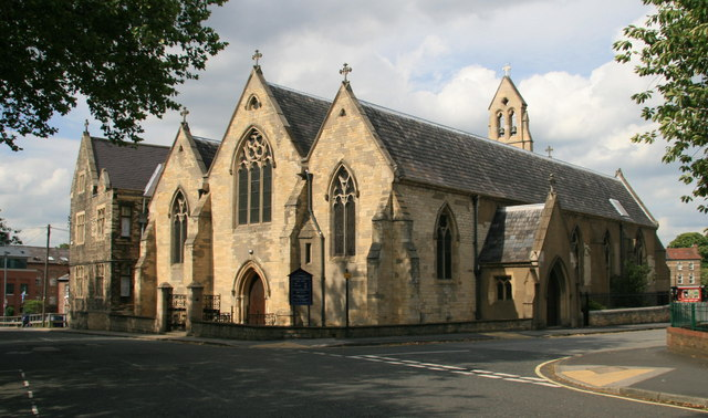 St Georges Roman Catholic Church York  Wikipedia