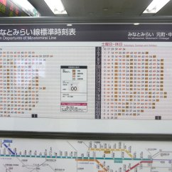 Stem And Leaf Plot Diagram Duct Detector Wiring File Time Tables In Japanese Train Stations