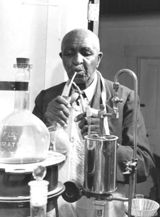 George Washington Carver – La Factoria Historica