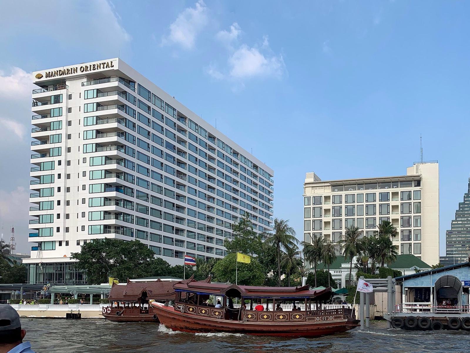 Mandarin Oriental Bangkok Wikipedia