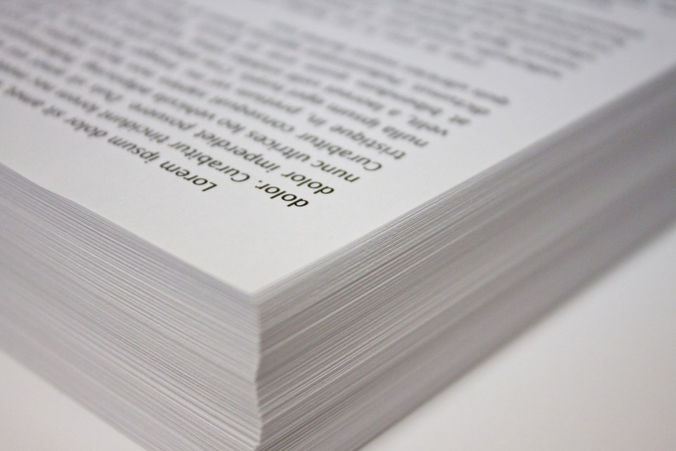 el papel, conceptos básicos