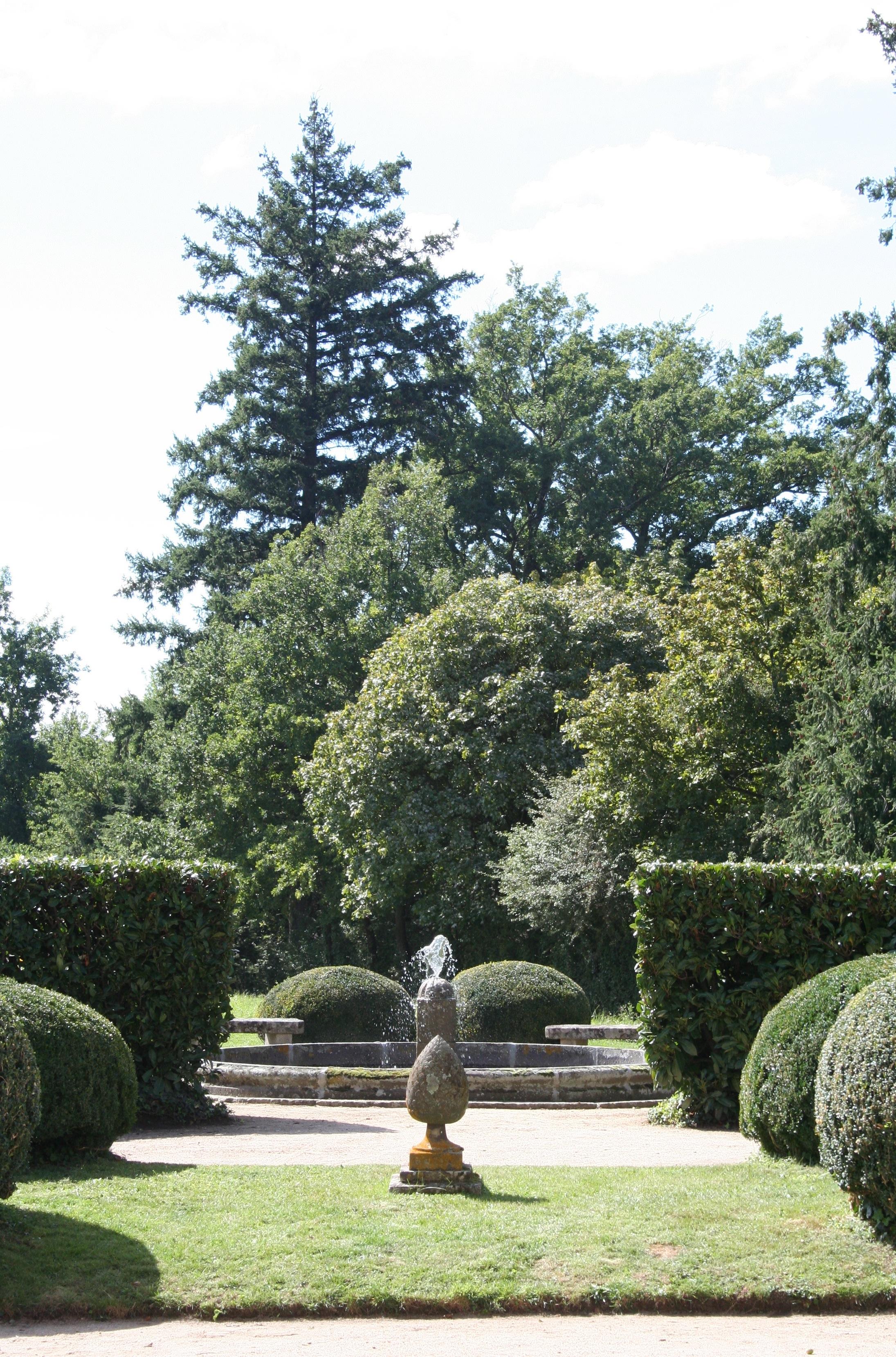 Un Jardin à La Française : jardin, française, File:Vue, Jardin, Française, Jardins, Croze.JPG, Wikimedia, Commons