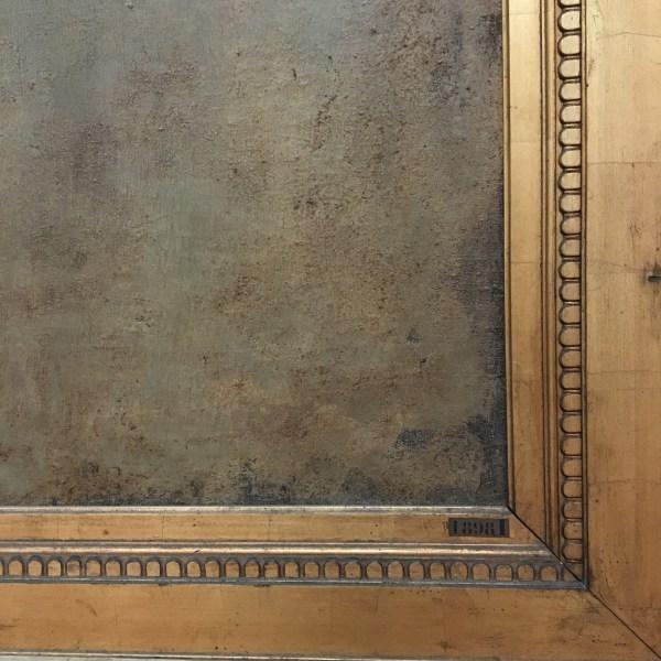 """File Wiki Loves Art Belgium In 2016 Museum Fine Arts Ghent Frame Of """" Painter Francesco"""