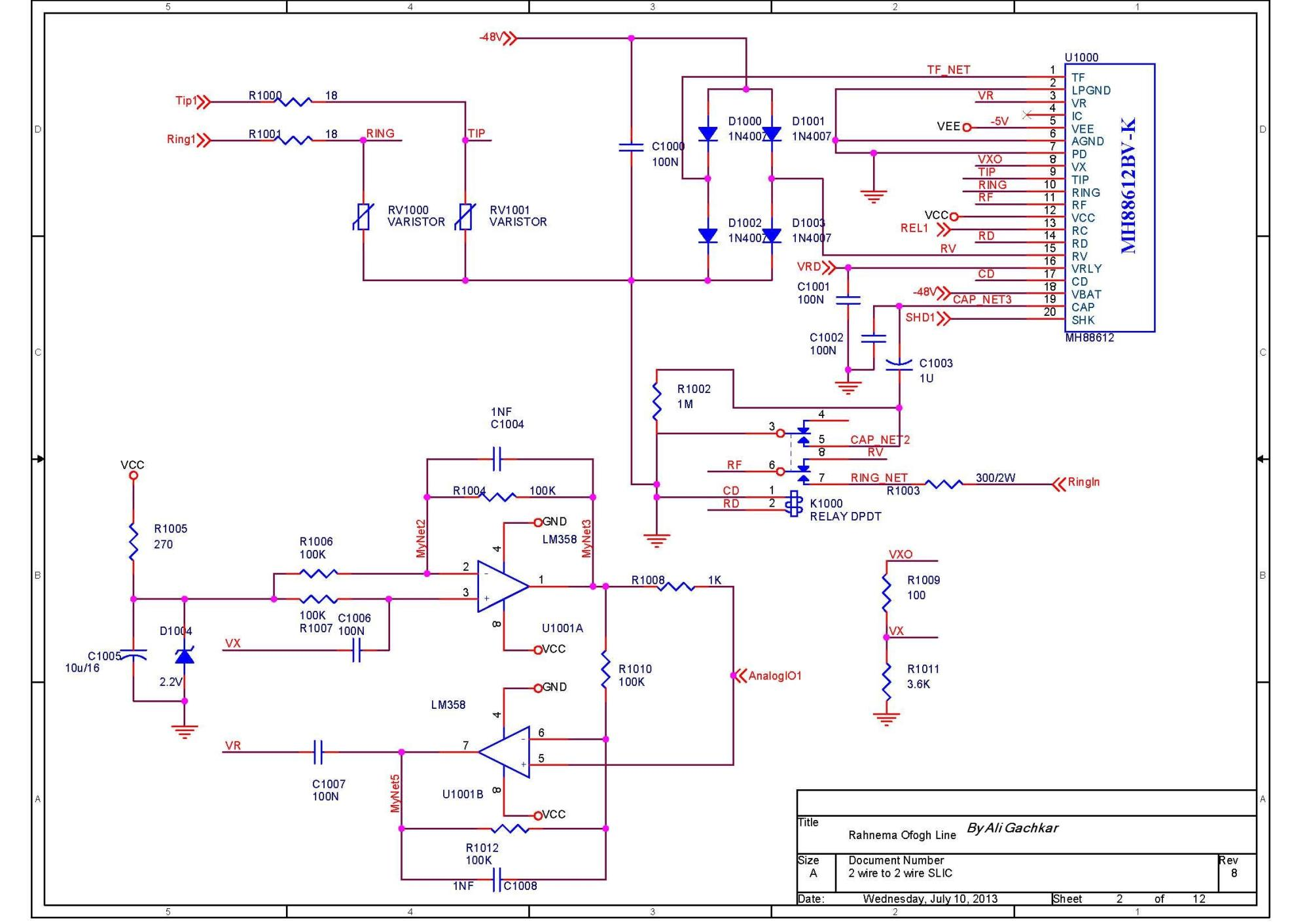 hight resolution of file 2 wire to 2 wire line interface with mh88612 jpg