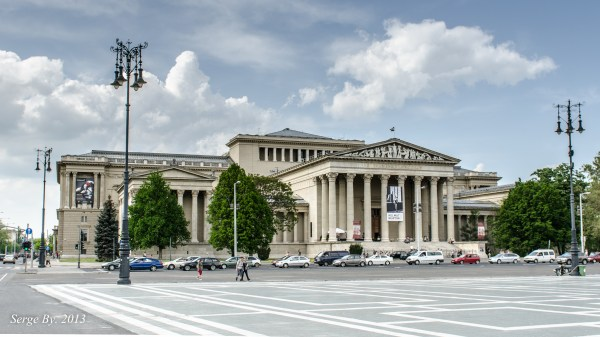 File Budapest Xiv. Heroes' Square Museum Fine Arts 10890256794 - Wikimedia Commons
