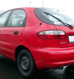 description daewoo lanos rear 20070323 jpg [ 2027 x 1248 Pixel ]