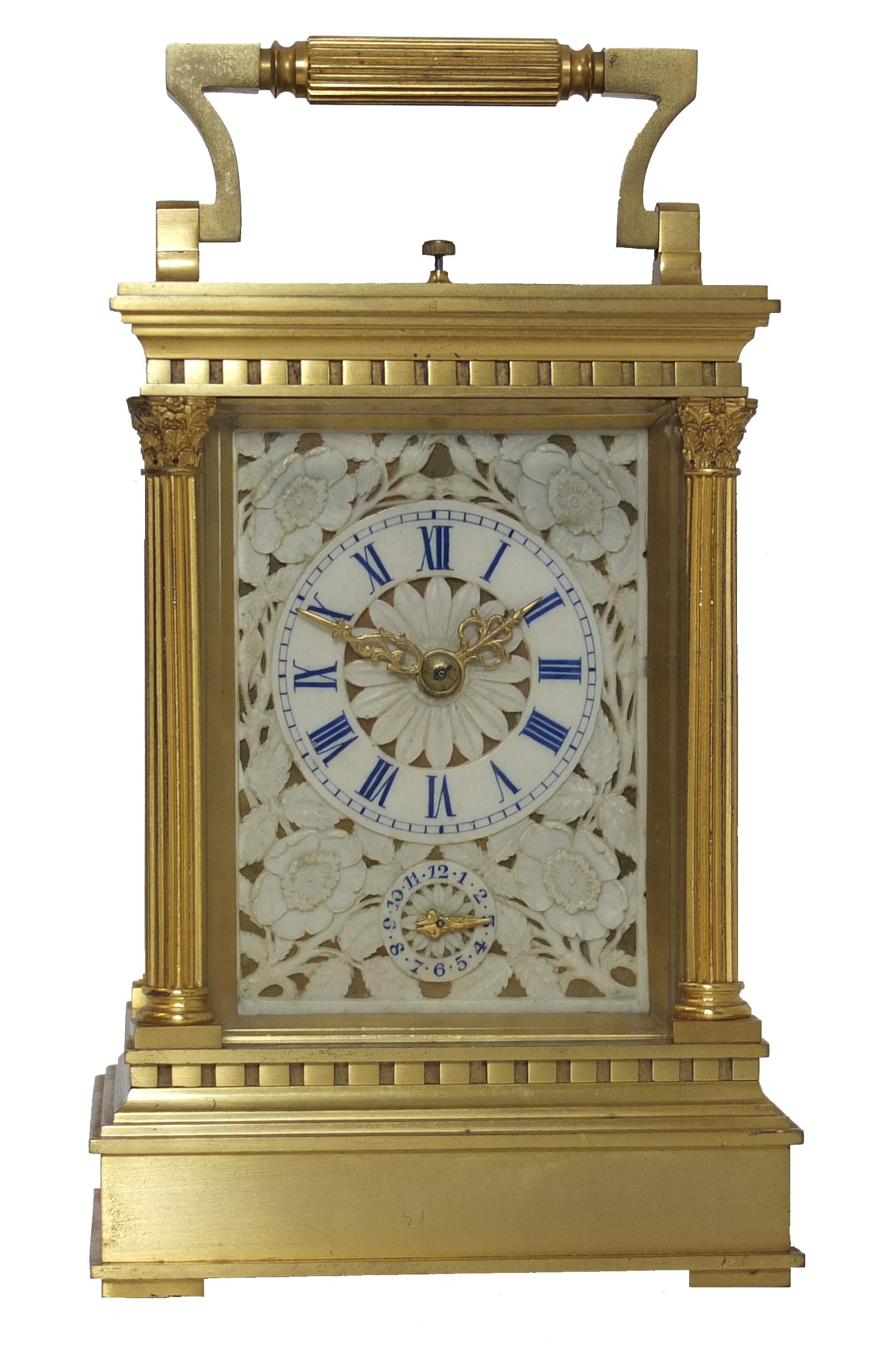 Carriage clock  Wikipedia