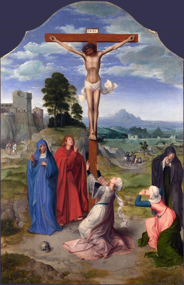 Renaissance Art Jesus Crucifixion