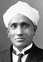 Sir Chandrasekhara Venkata Raman, FRS