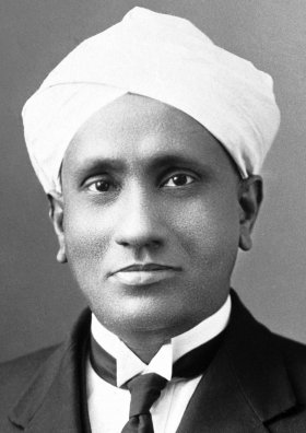 English: Dr. Chandrasekhara Venkata Raman