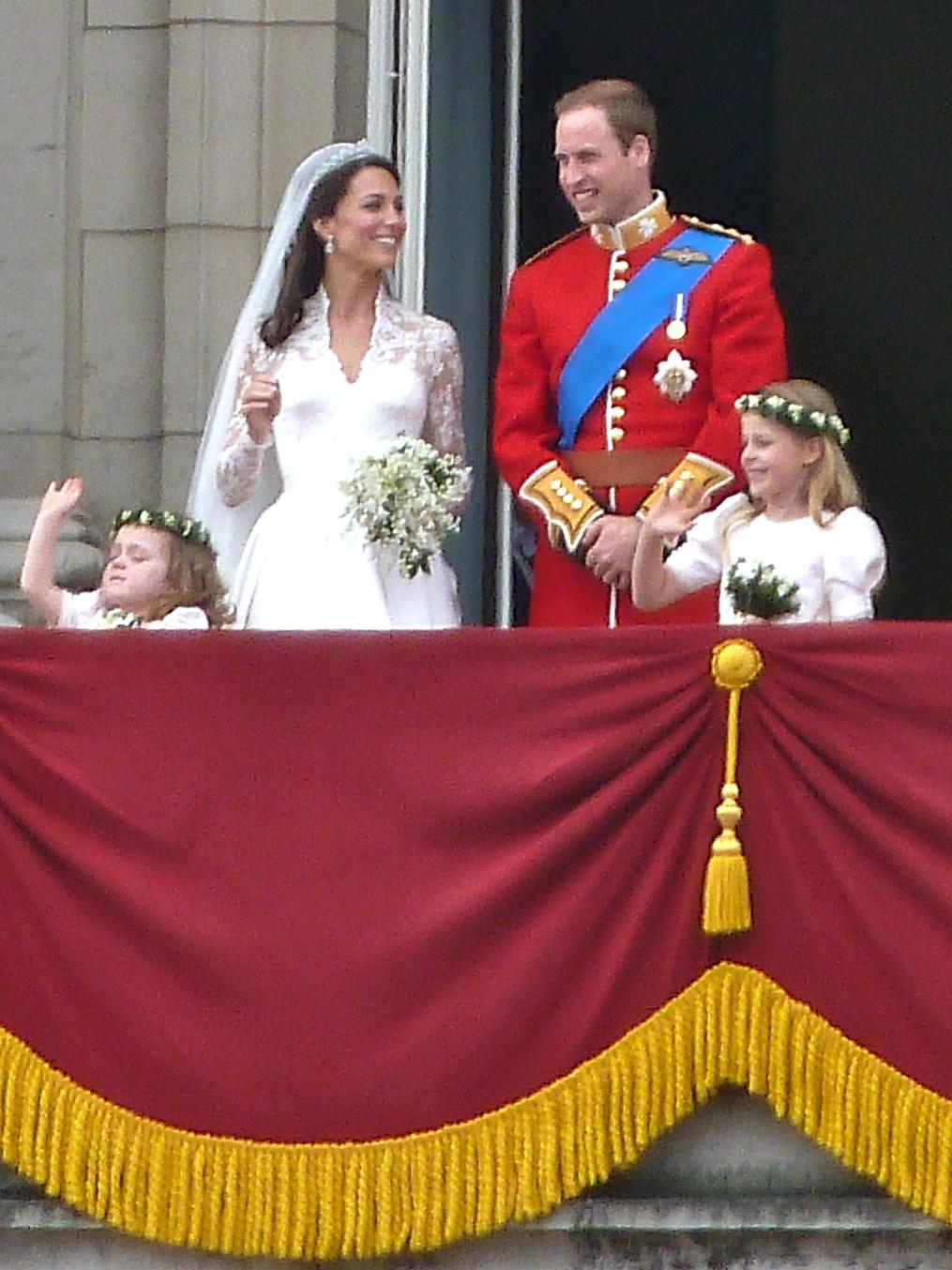 Boda real entre Guillermo de Cambridge y Catherine Middleton  Wikipedia la enciclopedia libre