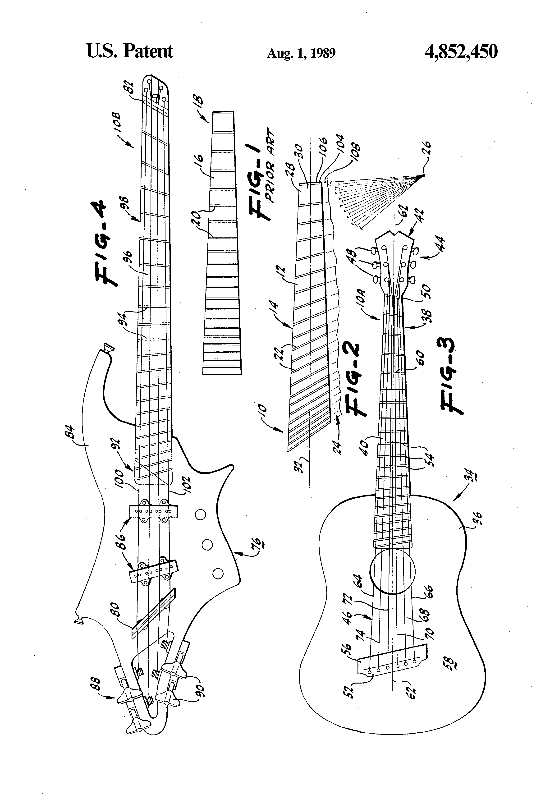 Sg Guitar Schematic