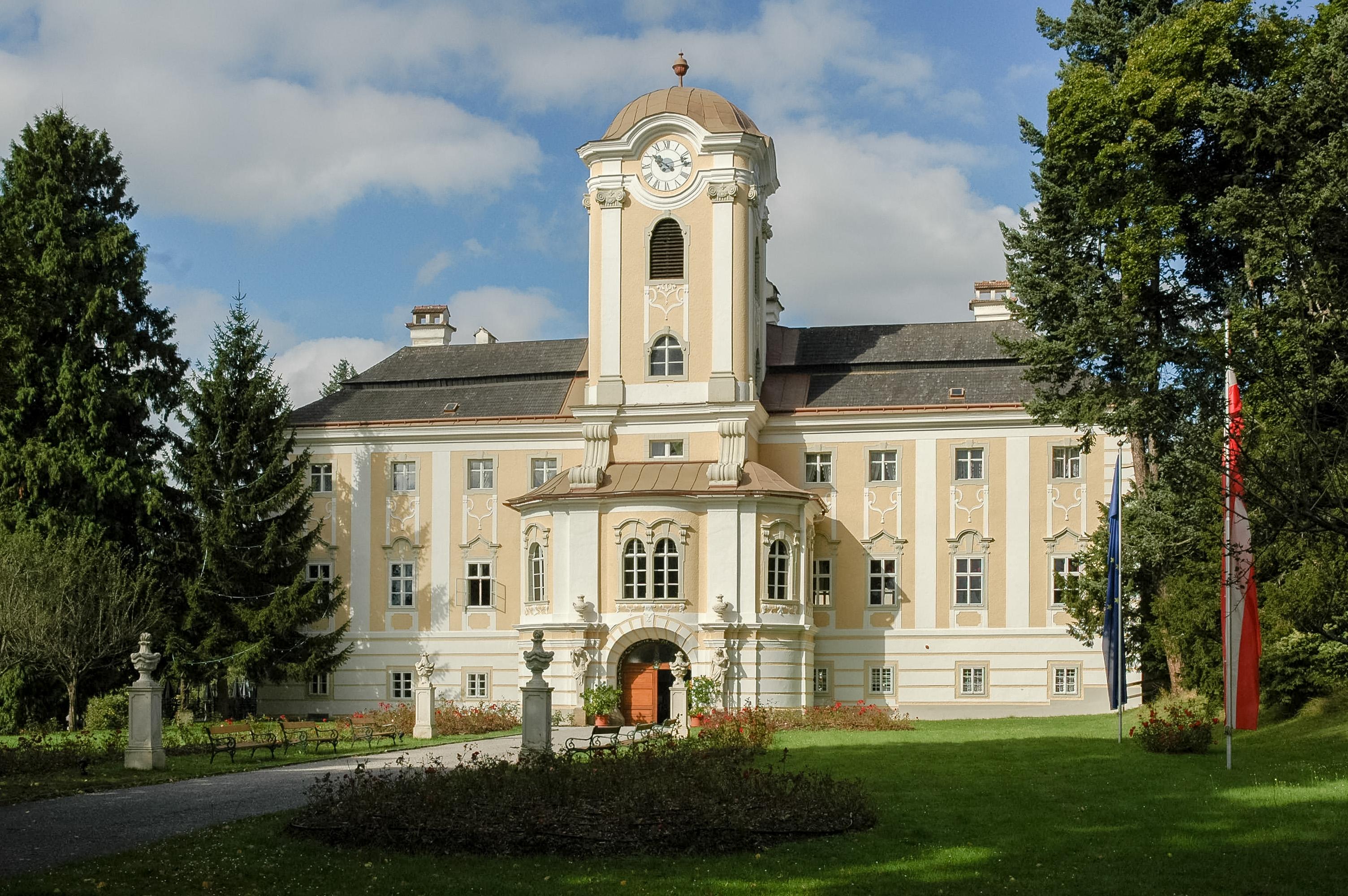 Schloss Rosenau Waldviertel  Wikiwand