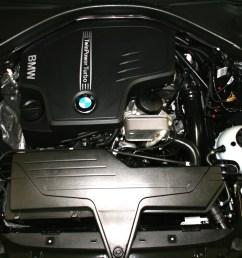 file bmw 328i f30 2012 motorraum 1 jpg [ 3888 x 2592 Pixel ]
