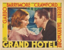Grand Hotel 1932 Movie