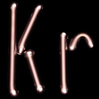 Element Name- Krypton Symbol- Kr Atomic Number- 36 Atomic ...