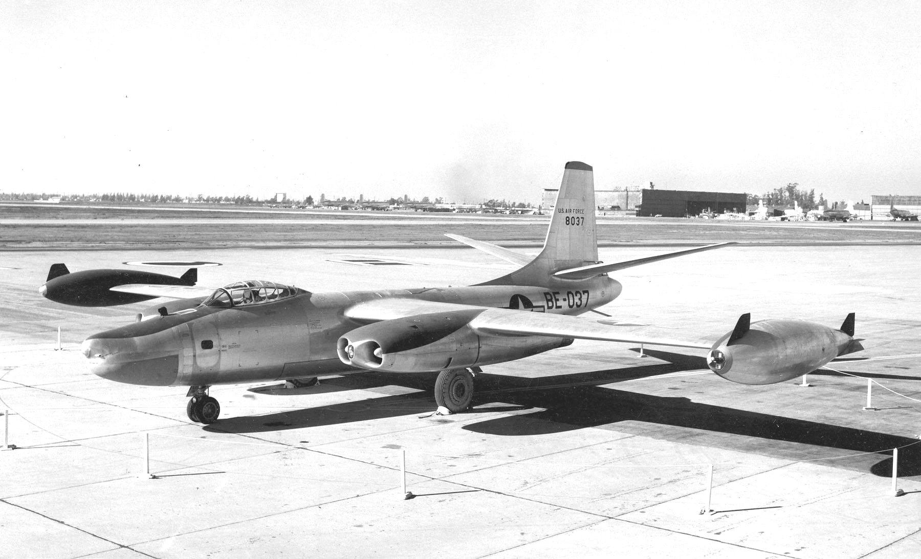 North American B 45 Tornado