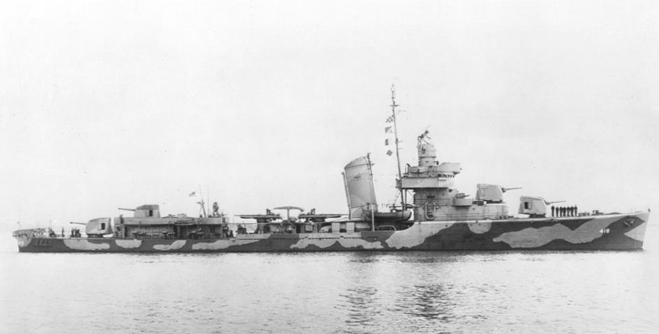 USS Roe DD418  Wikipedia