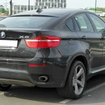 File Bmw X6 Xdrive35d Rear 20100425 Jpg Wikimedia Commons