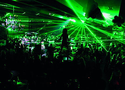 Some of the world's best nightlife can befound in Europe