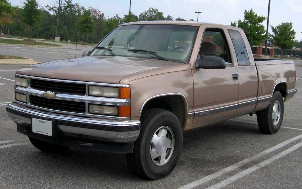 medium resolution of 1996 gmc sierra custom