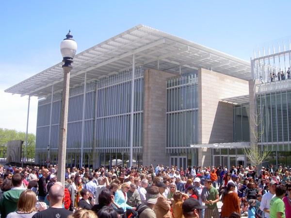 File Chicago Art Institute Modern Wing Opening - Wikimedia Commons